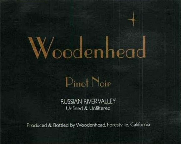 Woodenhead 2012 Pinot Noir Russian River Valley $42.99