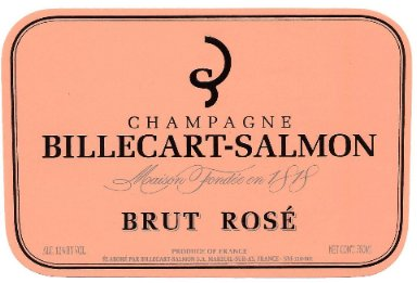 Billecart Salmon Brut Rose - Booty Call Wine