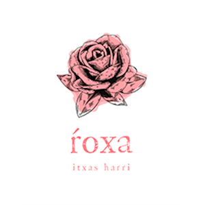 Wine Label - Itxas Harri Roxa 2018 LARGE