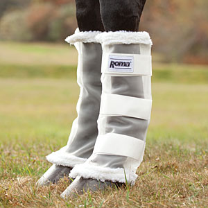 Roma Mesh Fly Boot / Wraps