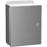 Hammond Eclipse Junior 304 Stainless Steel Enclosures