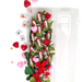 "Football Rose Valentine's Day ""Hail Mary"" Bouquet (12 Roses) Mini-Thumbnail"