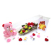 "Softball Rose Valentine's Day ""Home Run"" Bouquet (6 Roses) Mini-Thumbnail"