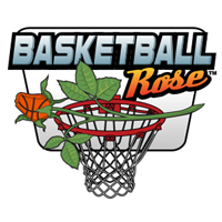 Basketball Rose Flower Arrangements for Basketball Players Coaches Fans