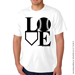 Softball LOVE T-Shirt Mini-Thumbnail