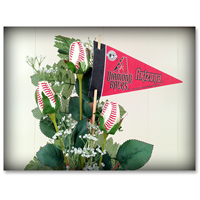 Baseball Gifts|Arizona Diamondbacks Flower Arran