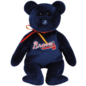 Ty MLB Beanie Bear