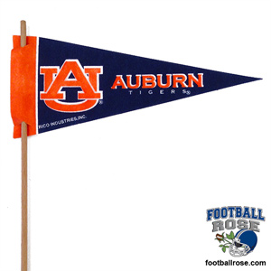 Auburn Tigers Mini Felt Pennants