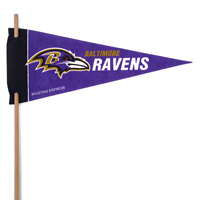 Baltimore Ravens Mini Felt Pennant