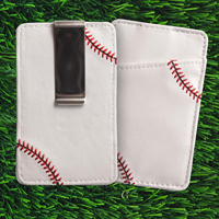 Baseball Themed Coin Purse