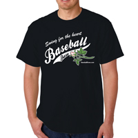 Official Baseball Rose Logo Shirt