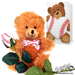 Baseball Rose & Sports Bear Gift Set Mini-Thumbnail