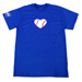 Baseball Heart T-Shirt Mini-Thumbnail