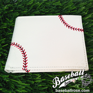Baseball Themed Men's Wallet