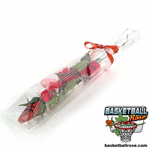Basketball Rose Valentine's Day Gift Arrangement