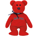 Ty MLB Beanie Bear Mini-Thumbnail