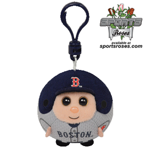 Boston Red Sox Beanie Ballz Clip