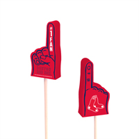 Boston Red Sox Mini Foam Finger Topper