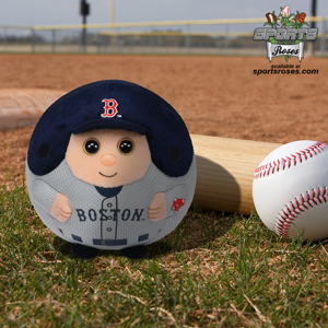 Boston Red Sox Beanie Ballz