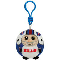 Buffalo Bills Beanie Ballz Clip