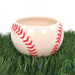 Ceramic Baseball Vase Planter Mini-Thumbnail