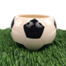 Ceramic Soccer Vase Planter Mini-Thumbnail