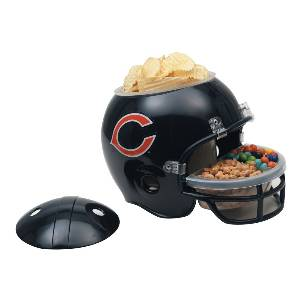 Chicago Bears Snack Helmet Vase Planter