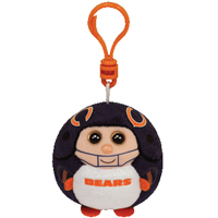 Chicago Bears Beanie Ballz Clip