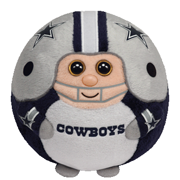 Dallas Cowboys Beanie Ballz