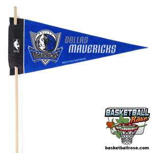 Dallas Mavericks Mini Felt Pennant