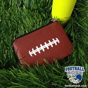 Football Themed Coin Purse