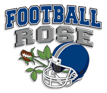 Football Rose Gifts Flowers