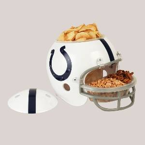 Indianapolis Colts Snack Helmet Vase Planter