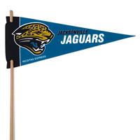 Jacksonville Jaguars Mini Felt Pennants