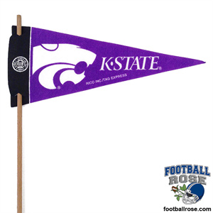 Kansas St. Wildcats Mini Felt Pennants