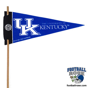 Kentucky Wildcats Mini Felt Pennants