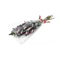 "Football Rose ""Hail Mary"" Bouquet (12 Roses)"