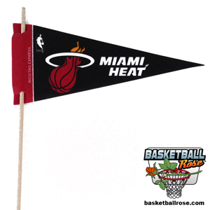 Miami Heat Mini Felt Pennant