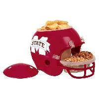 Mississippi State Bulldogs Snack Helmet Vase Planter