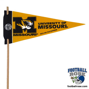 Mizzou Tigers Mini Felt Pennants