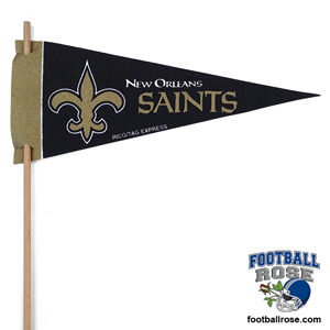New Orleans Saints Mini Felt Pennants