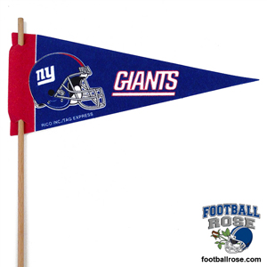 New York Giants Mini Felt Pennants