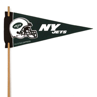 New York Jets Mini Felt Pennants