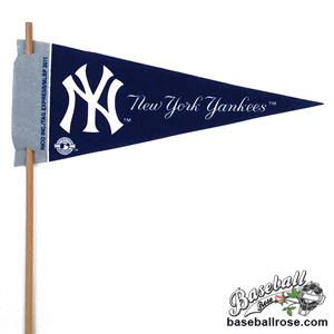 New York Yankees Mini Felt Pennants