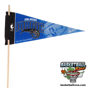 Orlando Magic Mini Felt Pennant