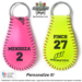 Premium Softball Keychain Mini-Thumbnail
