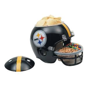 Pittsburgh Steelers Snack Helmet Vase Planter
