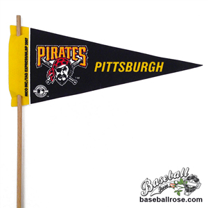 Pittsburgh Pirates Mini Felt Pennants