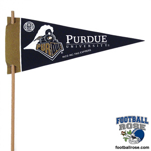 Purdue Boilermakers Mini Felt Pennants