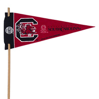 South Carolina Gamecocks Mini Felt Pennants